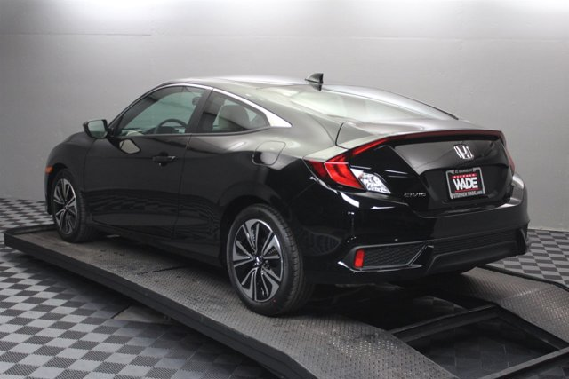 New 2017 Honda Civic Coupe EX-L CVT