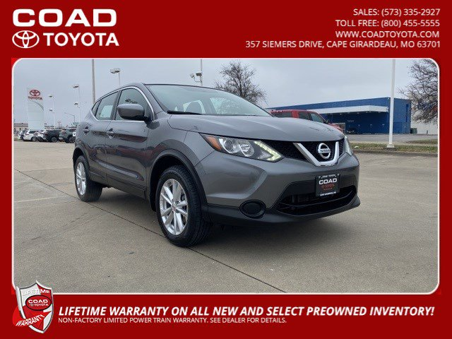 Used 2017 Nissan Rogue Sport in Cape Girardeau, MO