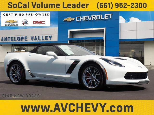 2019 Chevrolet Corvette Z06 1LZ 2dr Z06 Conv w/1LZ Gas V8 6.2L/376 [10]