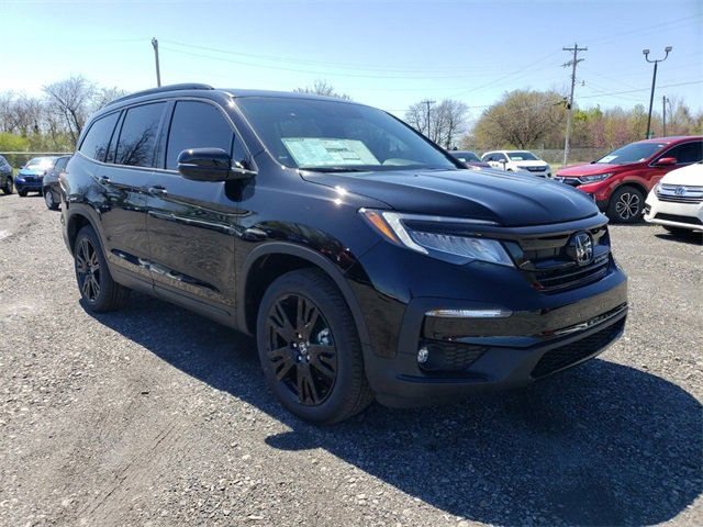 New 2020 Honda Pilot in Muskogee, OK