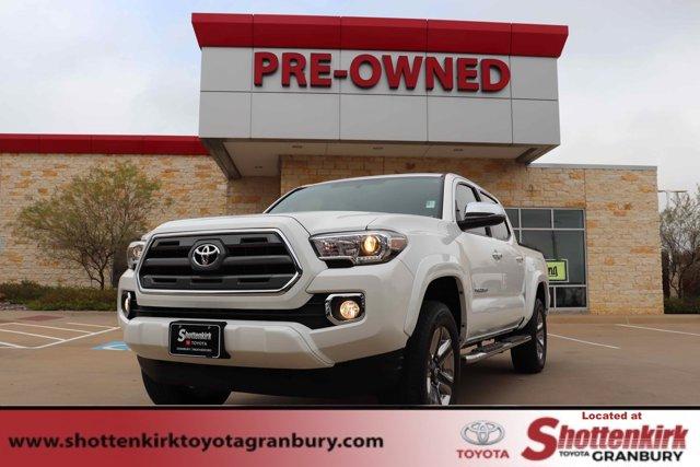 Used 2017 Toyota Tacoma in Granbury, TX