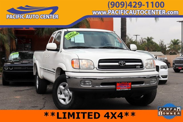 2002 Toyota Tundra Limited