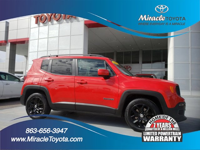Used 2017 Jeep Renegade in Haines City, FL
