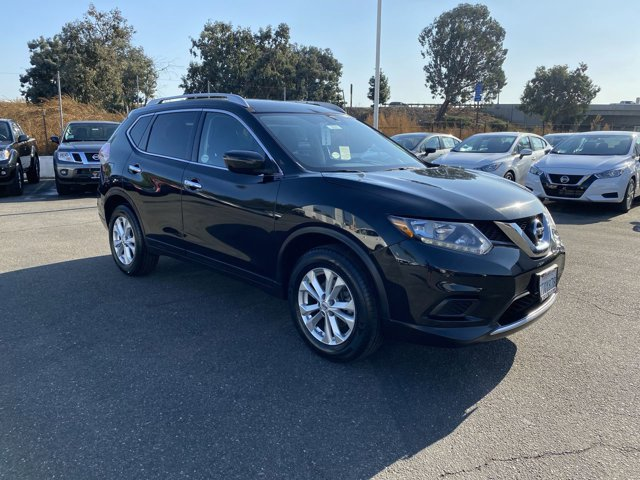 2016 Nissan Rogue SV FWD 4dr SV Regular Unleaded I-4 2.5 L/152 [6]