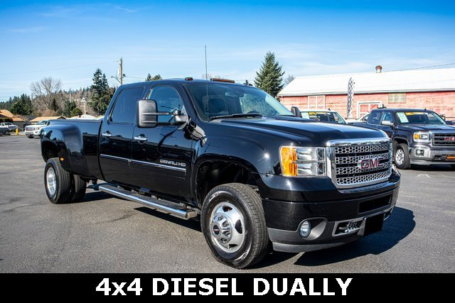 Used 2012 GMC Sierra 3500HD in Sumner, WA