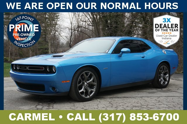 Used 2015 Dodge Challenger in Indianapolis, IN