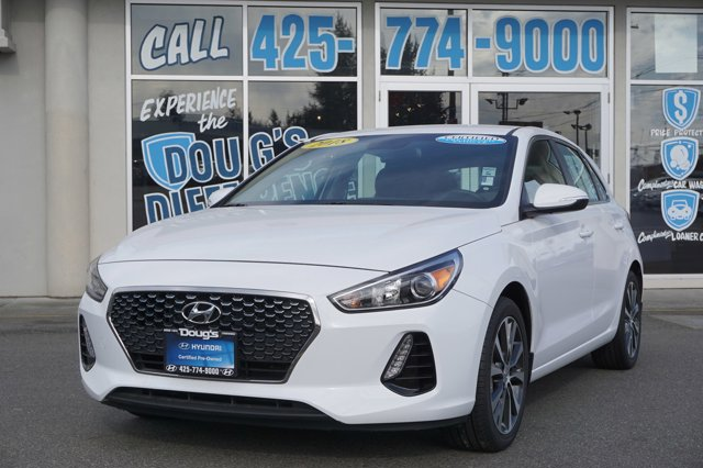 Used 2018 Hyundai Elantra GT in Lynnwood Seattle Kirkland Everett, WA