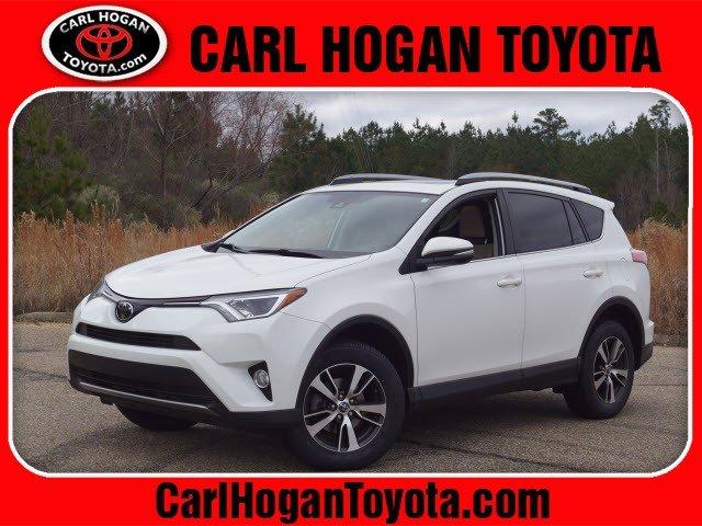 Used 2017 Toyota RAV4 in Columbus, MS