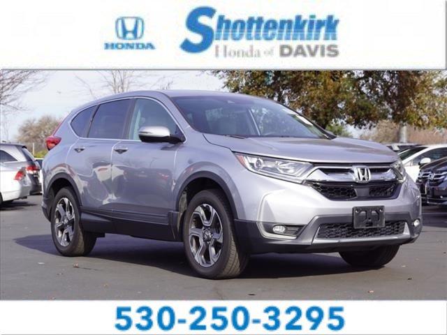 Used 2018 Honda CR-V in Davis, CA