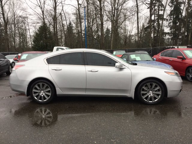 Used 2014 Acura TL 4dr Sdn Auto 2WD Special Edition