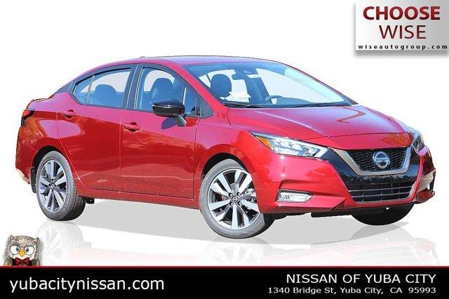2020 Nissan Versa SR SR CVT Regular Unleaded I-4 1.6 L/98 [18]