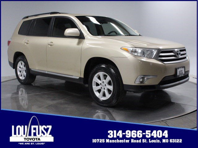 Used 2012 Toyota Highlander in St. Louis, MO