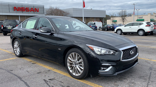 Used 2019 INFINITI Q50 in Hoover, AL