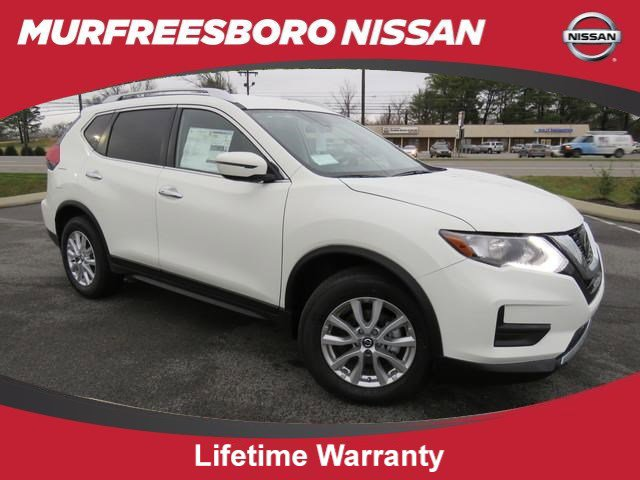 New 2020 Nissan Rogue in Murfreesboro, TN