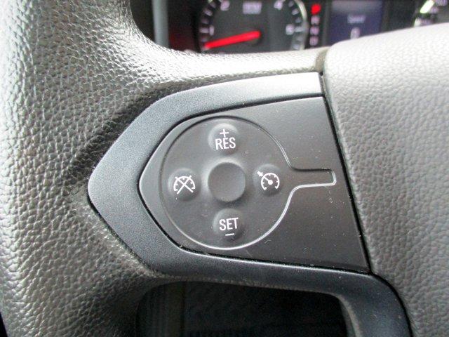 2018 Chevrolet Silverado 1500 4WD Double Cab 143.5 Custom