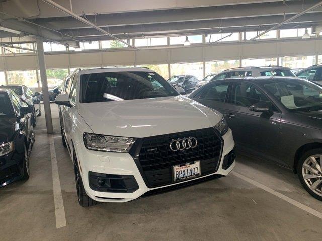 Used 2019 Audi Q7 in Lynnwood, WA