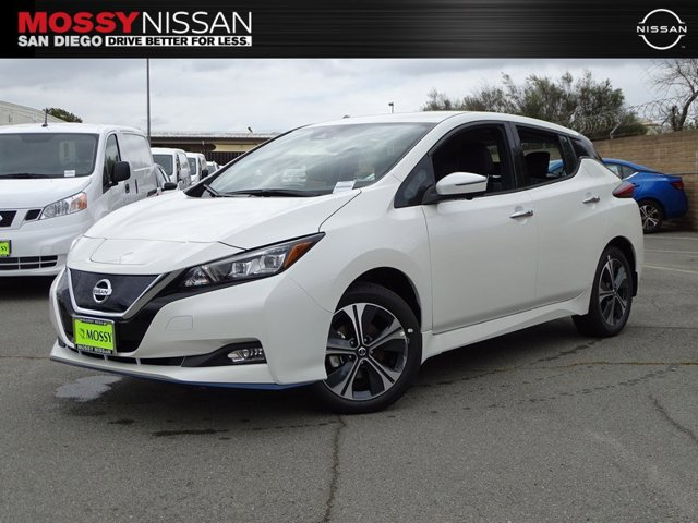 2020 Nissan Leaf Electric SL -PLUS SL PLUS Hatchback Electric [16]