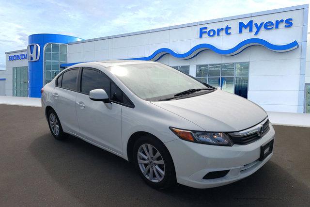 Used 2012 Honda Civic Sedan in Fort Myers, FL