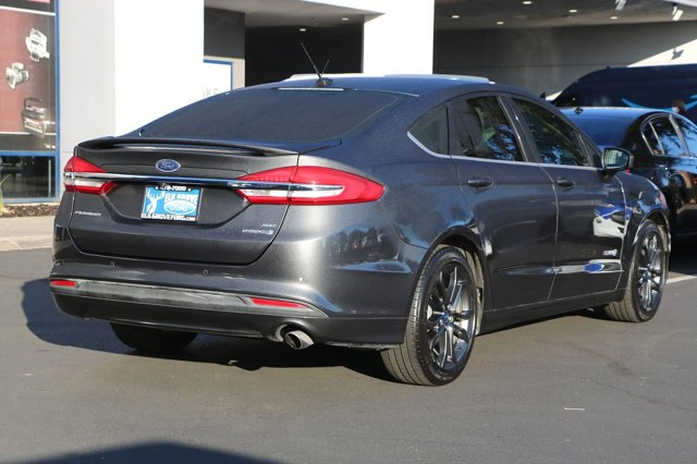 Used 2018 Ford Fusion Hybrid SE FWD