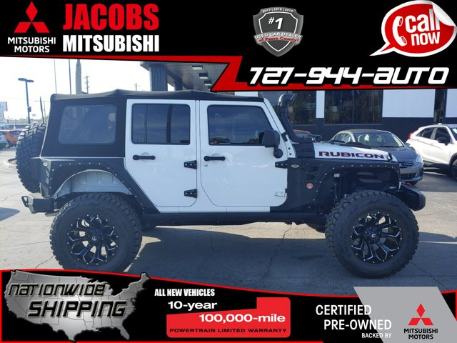 Used 2017 Jeep Wrangler Unlimited in New Port Richey, FL