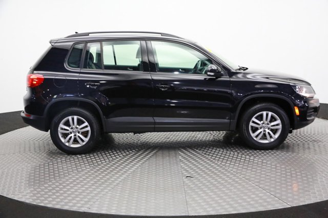 2017 Volkswagen Tiguan for sale 121009 3