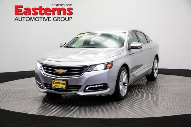 2018 Chevrolet Impala for sale 121763 0