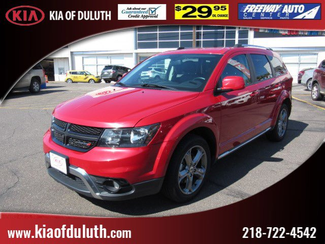 Used 2018 Dodge Journey in Duluth, MN