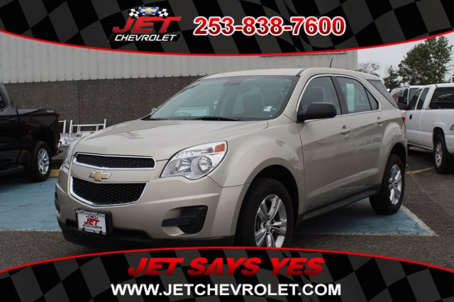 Used 2014 Chevrolet Equinox in Federal Way, WA