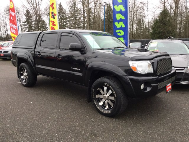 Used 2007 Toyota Tacoma 4WD Double 128 V6 AT