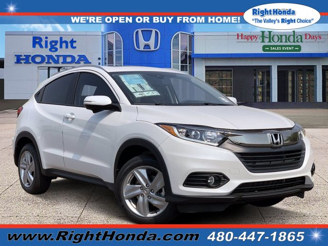 2020 Honda HR-V EX-L EX-L AWD CVT Regular Unleaded I-4 1.8 L/110 [12]