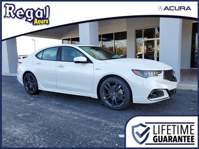 2020 Acura TLX 3.5L A-Spec Pkg