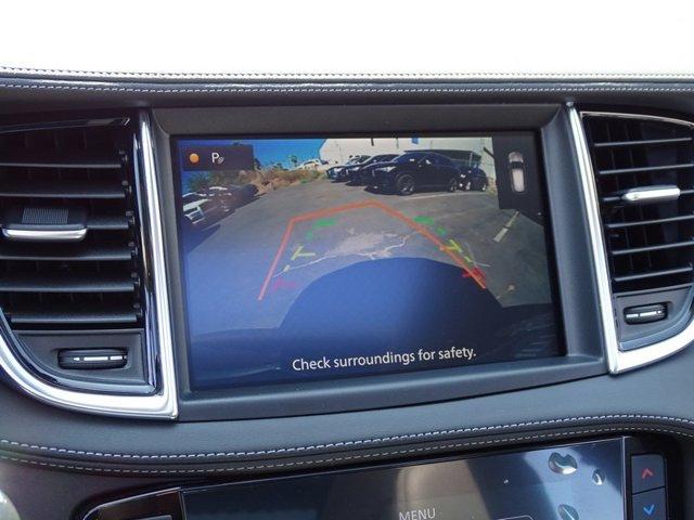 New 2020 Infiniti QX50 LUXE FWD