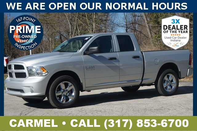 Used 2018 Ram 1500 in Indianapolis, IN