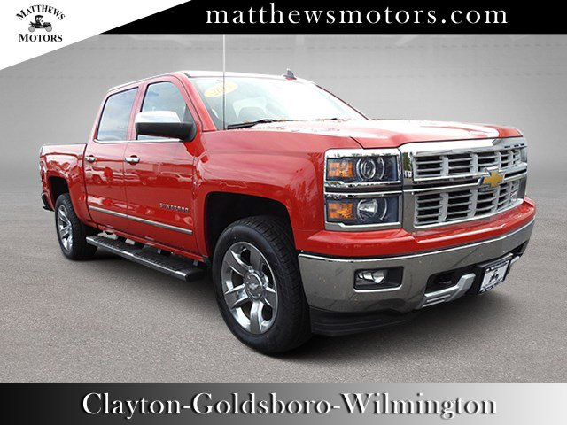 Used 2015 Chevrolet Silverado 1500 in , NC