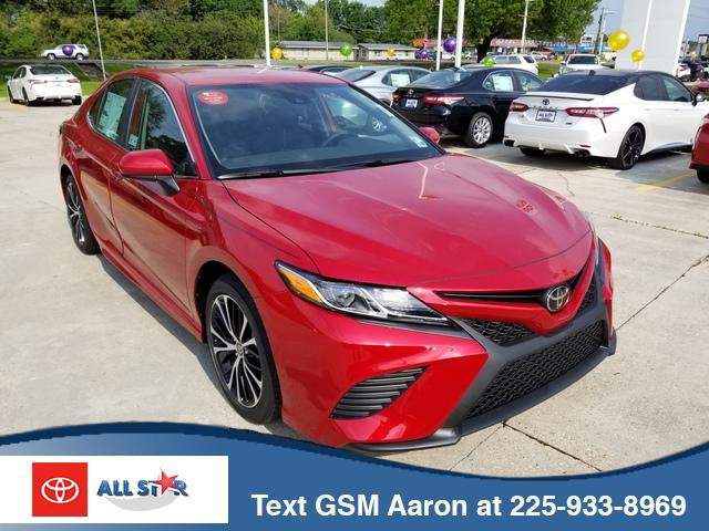 New 2020 Toyota Camry in Baton Rouge, LA