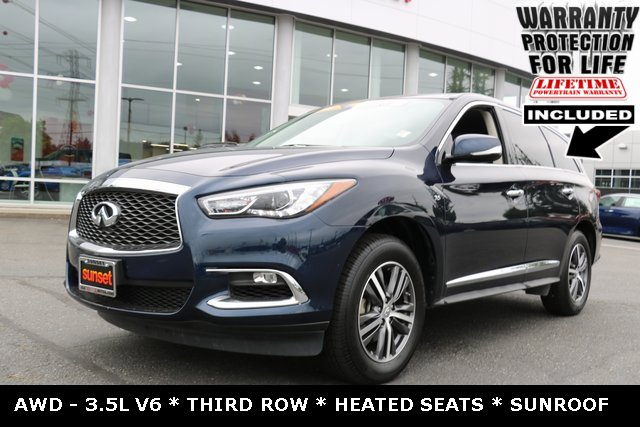 Used 2018 INFINITI QX60 in Sumner, WA