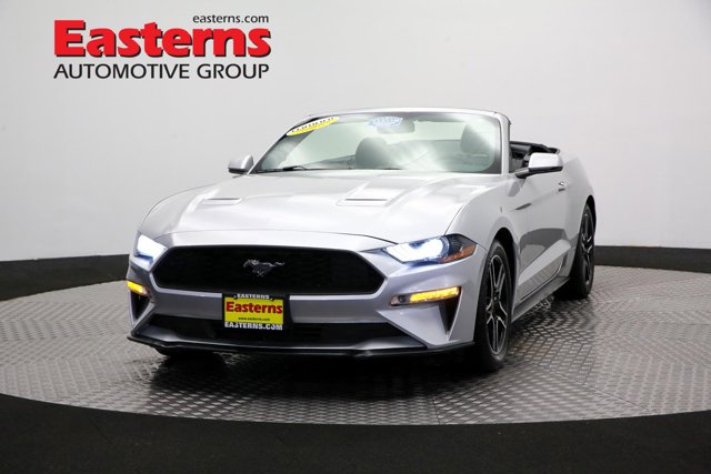 2018 Ford Mustang for sale 123869 0
