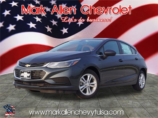 New 2018 Chevrolet Cruze in Glenpool, OK