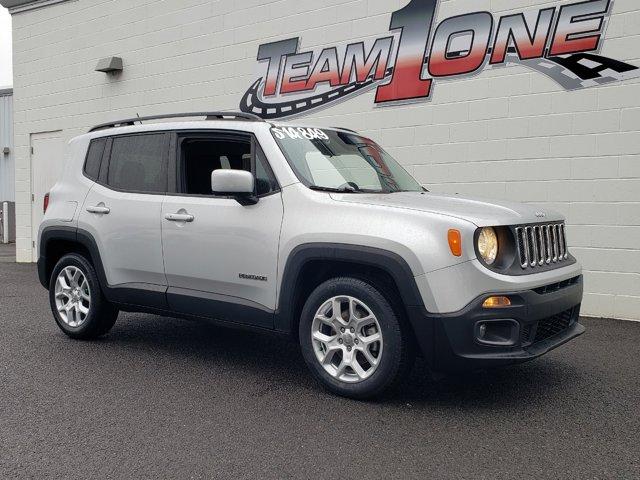 Used 2017 Jeep Renegade in Rainbow City, AL