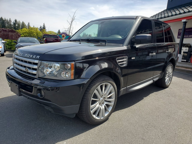 Used 2009 Land Rover Range Rover Sport 4WD 4dr SC