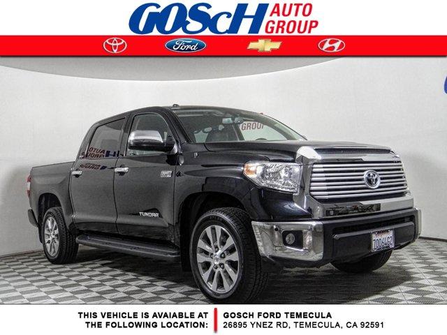 Used 2017 Toyota Tundra in Hemet, CA