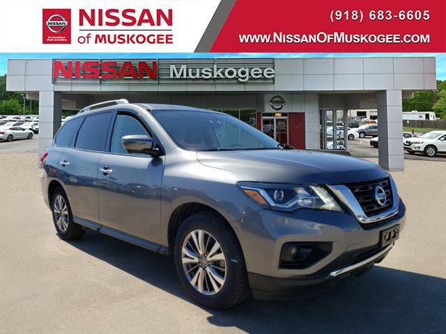 Used 2019 Nissan Pathfinder in Muskogee, OK