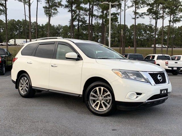 Used 2015 Nissan Pathfinder in Daphne, AL