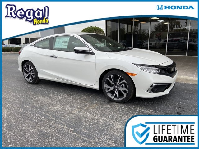 New 2020 Honda Civic Coupe in Lakeland, FL