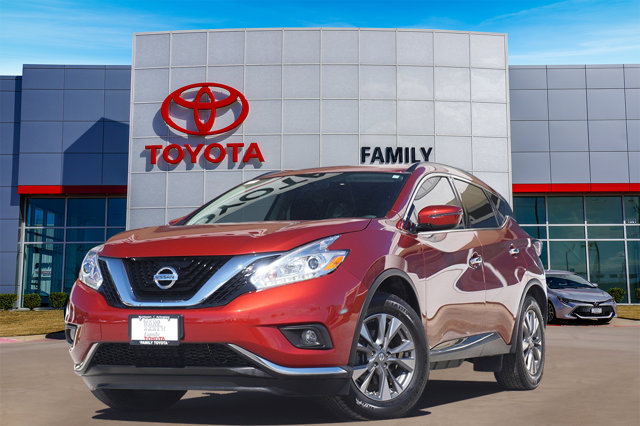 Used 2017 Nissan Murano in Burleson, TX