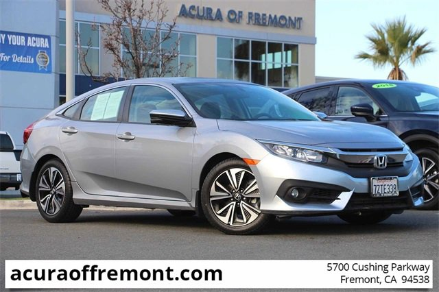 Used 2017 Honda Civic Sedan in , CA