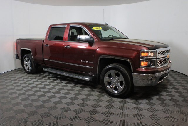Used 2014 Chevrolet Silverado 1500 in Lake City, FL