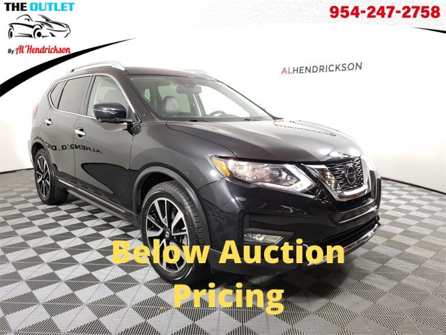 Used 2019 Nissan Rogue in Coconut Creek, FL