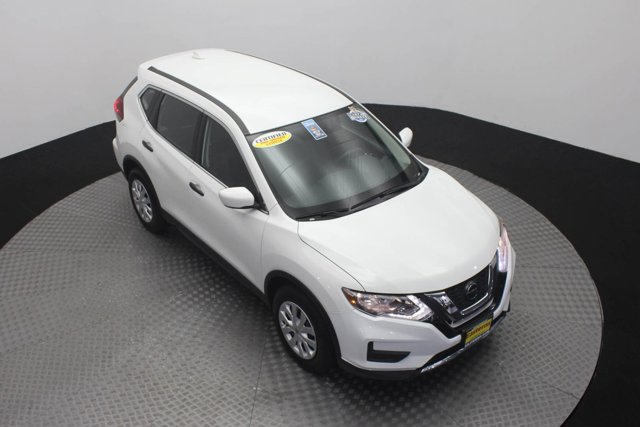 2018 Nissan Rogue for sale 125658 2