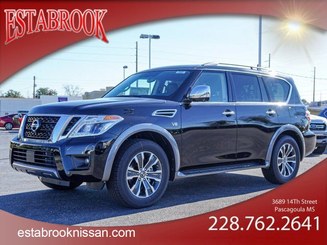 New 2020 Nissan Armada in , MS